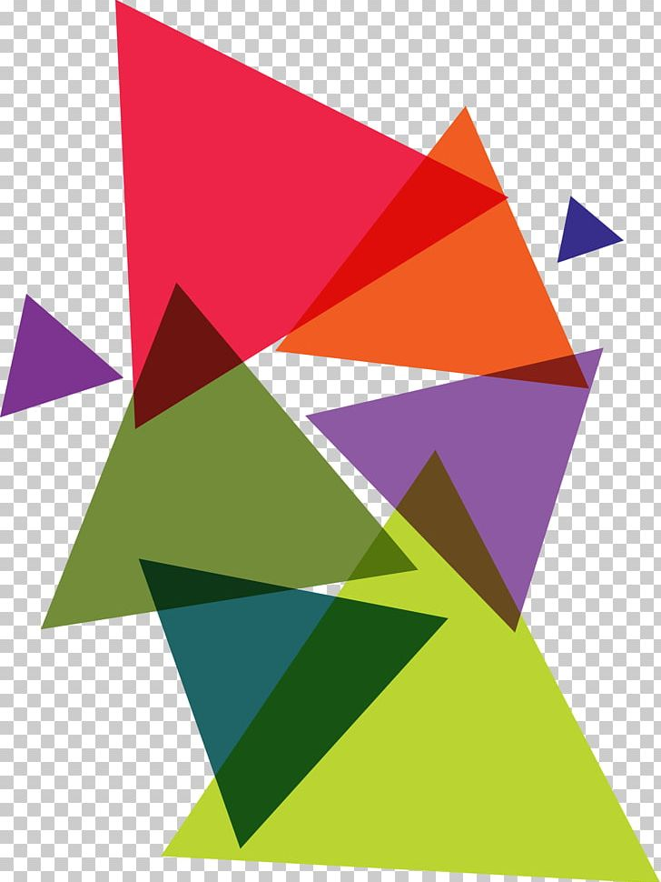 image stock Vector color triangle. Logo png clipart angle