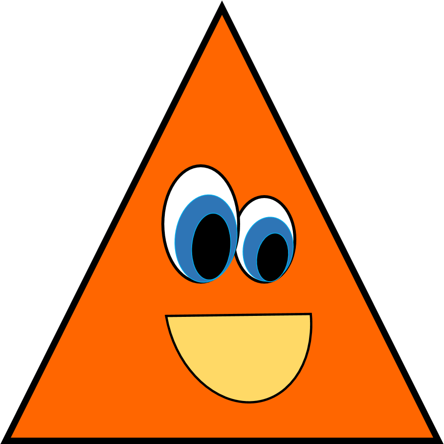 clip art download Triangle Shapes Clipart