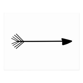 clip black and white library Tribal arrow clipart black and white single.