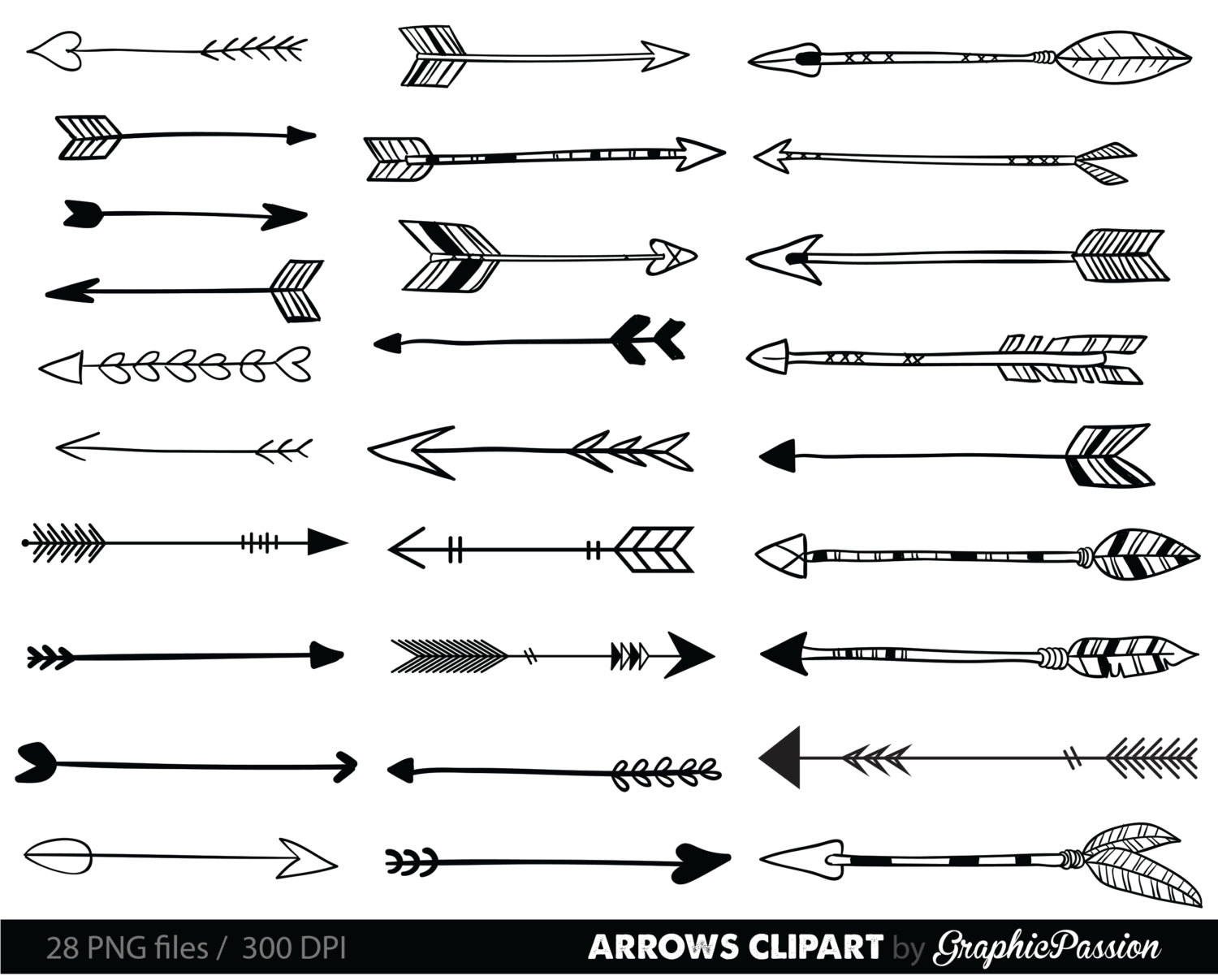 graphic download Clipart arrows free.  arrow clipartlook