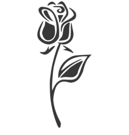svg free Rose Tribal Flower Art SVG Picture