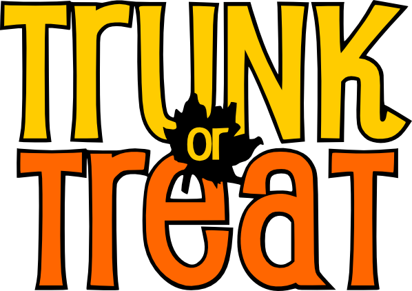 png black and white download Best Trunk Or Treat Clipart