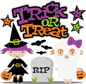 vector black and white download Trick Or Treat SVG cut file for scrapbooking witch svg file free