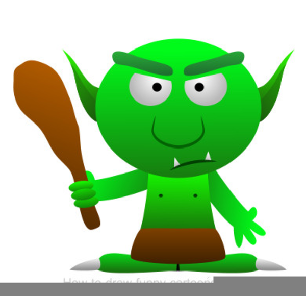 royalty free stock Troll clipart. Trolls png clip art
