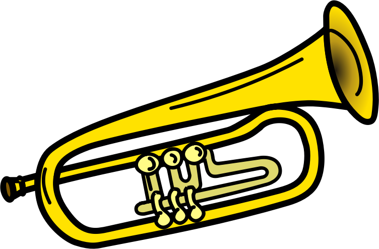 jpg freeuse stock Trombone free on dumielauxepices. Tuba clipart brass instrument