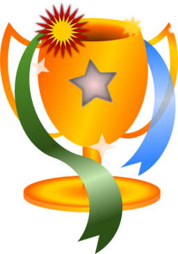 banner library stock Trophy clipart. I royalty free public