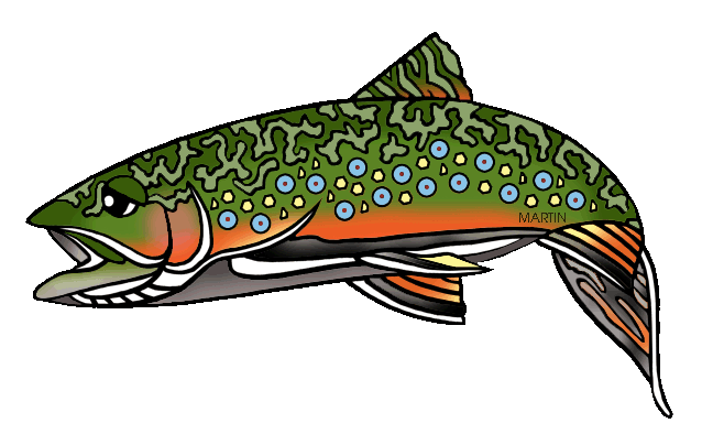 clip art stock Fish free on dumielauxepices. Trout clipart