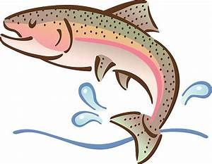 free library Trout clipart rainbow trout. Clip art vector images