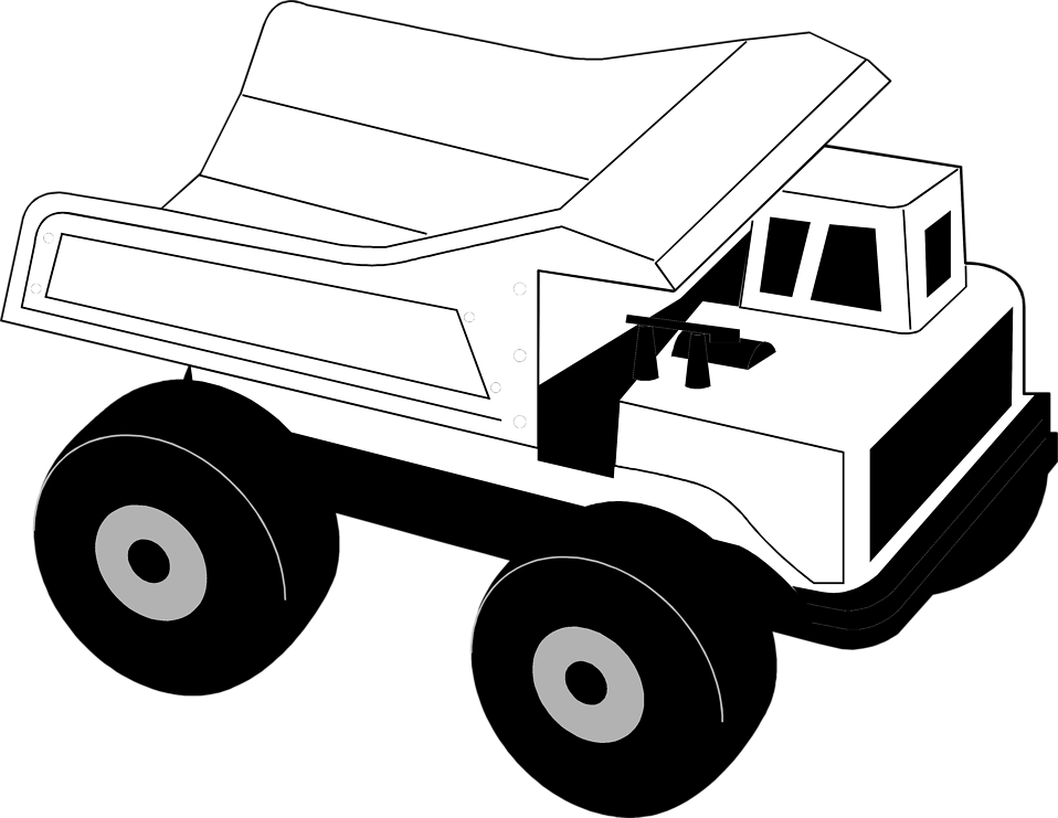 vector royalty free download  collection of truck. Construction vehicle clipart.