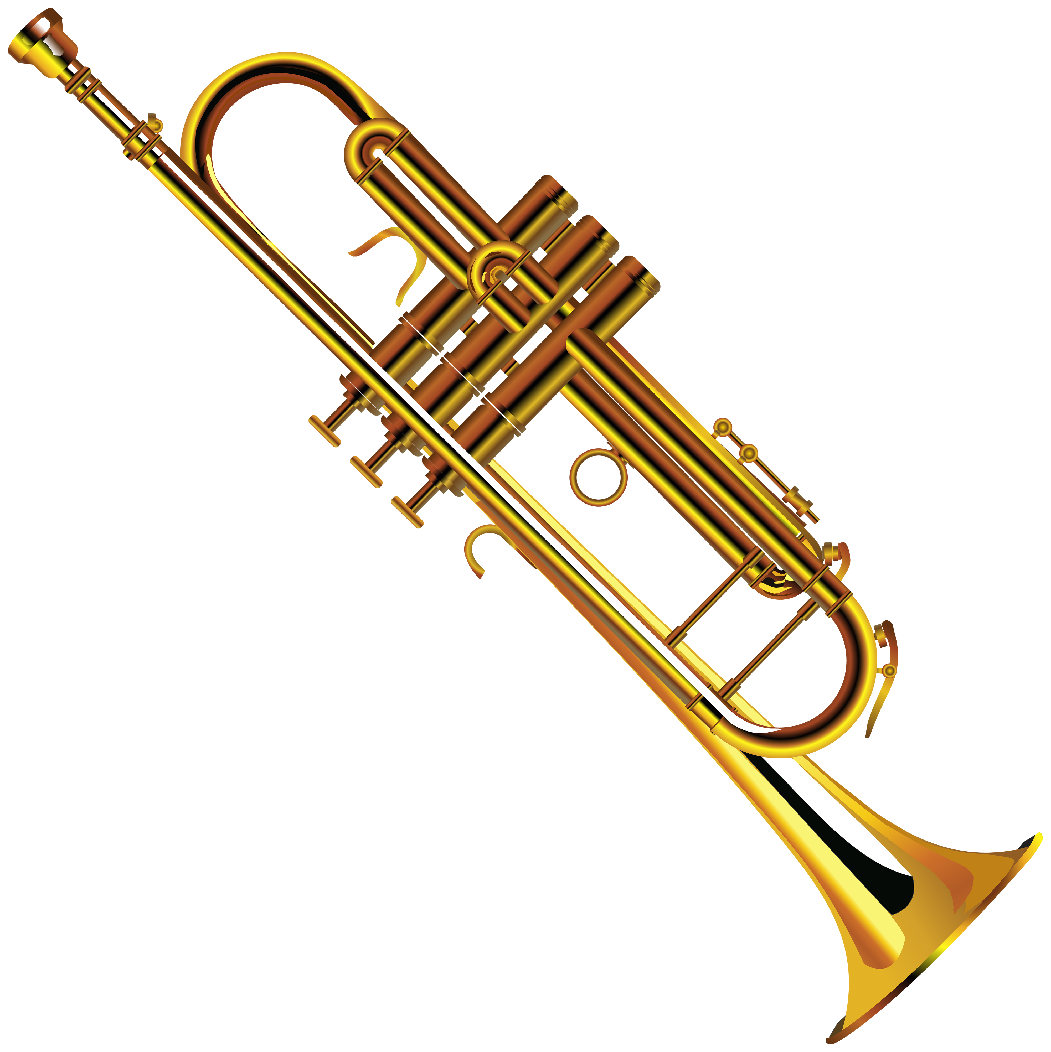 vector freeuse stock Trumpet clipart. Png best web