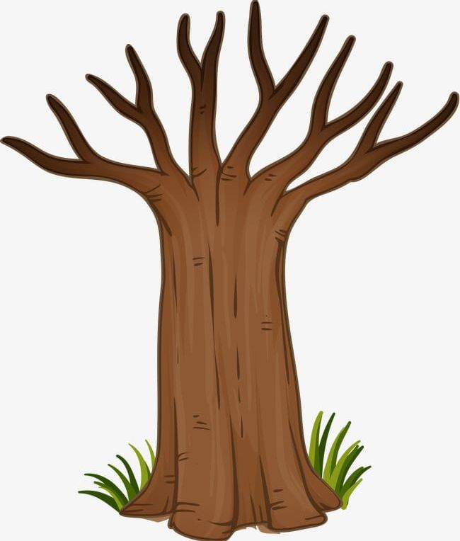 clip art royalty free stock Trunk clipart. Png decoration tree .