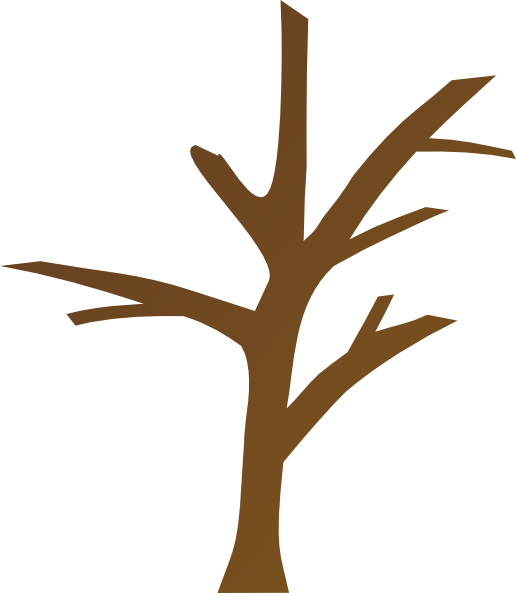 vector free library Tree synkee autumn pinterest. Trunk clipart.