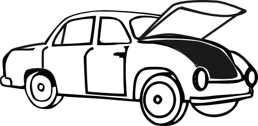clipart library download Trunk clipart. Car .