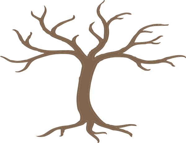 svg royalty free download Clip Art Tree Trunk
