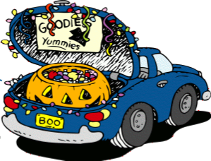 image black and white download  san andreas community. Trunk or treat clipart