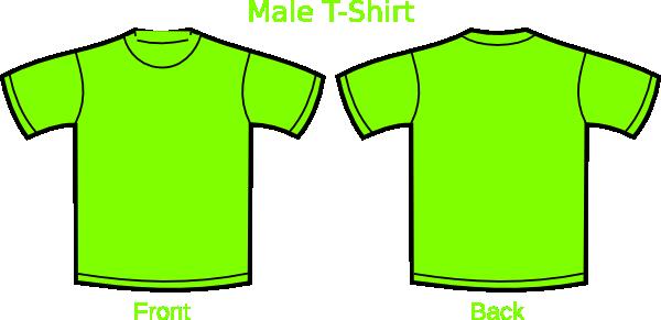 clipart library stock Tshirt clipart neon shirt. Green clip art at