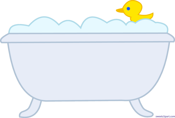 graphic library stock Tub clipart. Sweet clip art page