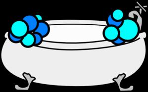 picture royalty free stock Tub clipart bubble bath. Bathtub with bubbles clip