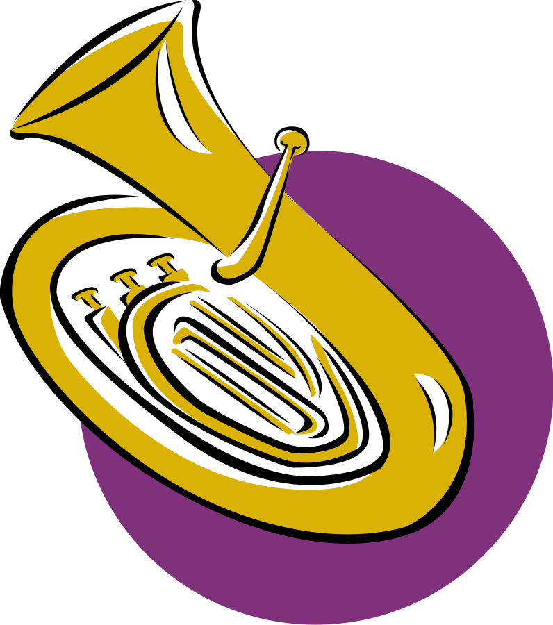 banner library library Tuba clipart. At getdrawings com free