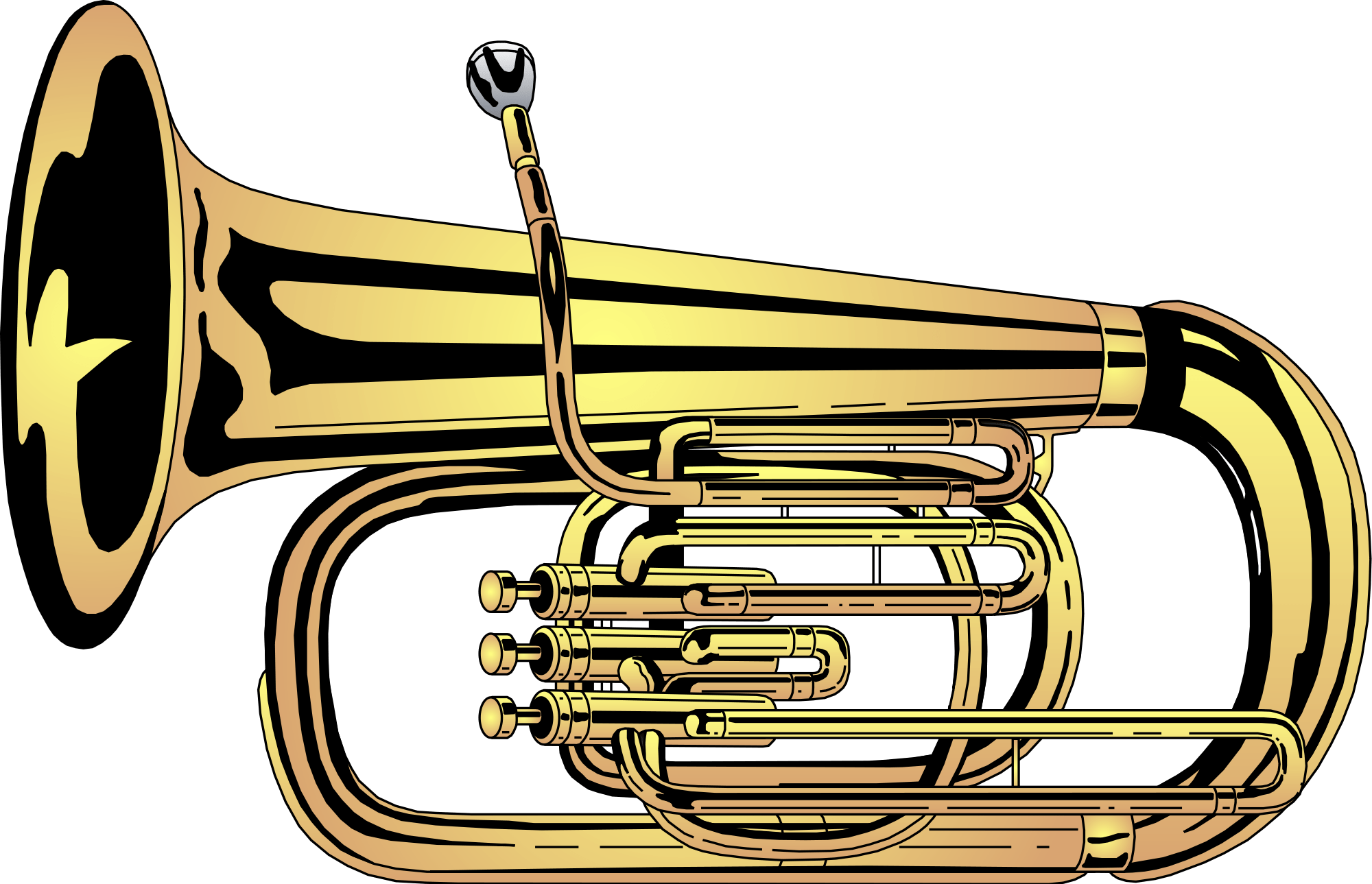 image transparent library Transparent png stickpng. Tuba clipart