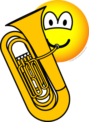 banner transparent library Google search band pinterest. Tuba drawing simpsons