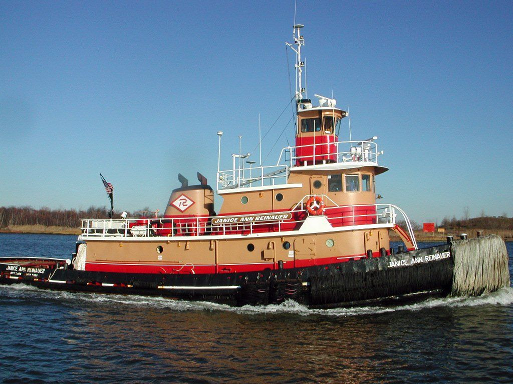 image freeuse stock Tug boats have been around since the