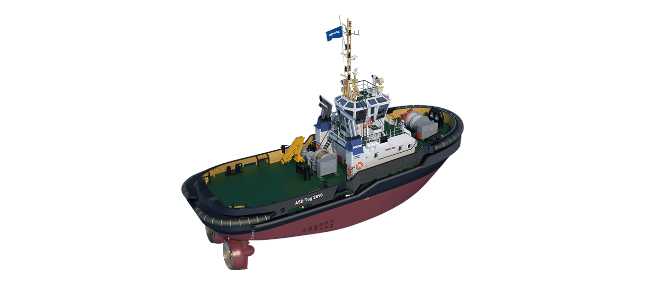 clipart library stock Stern Drive Tug