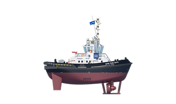 png free Harbour Tug