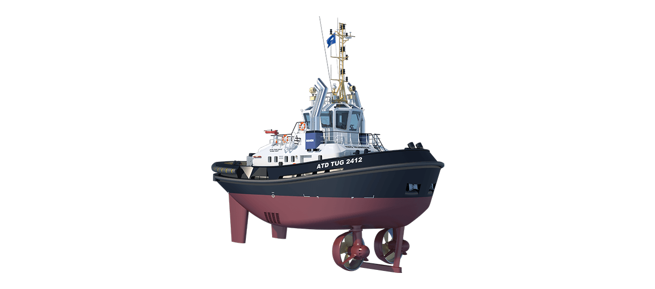 png royalty free ATD Tugboat