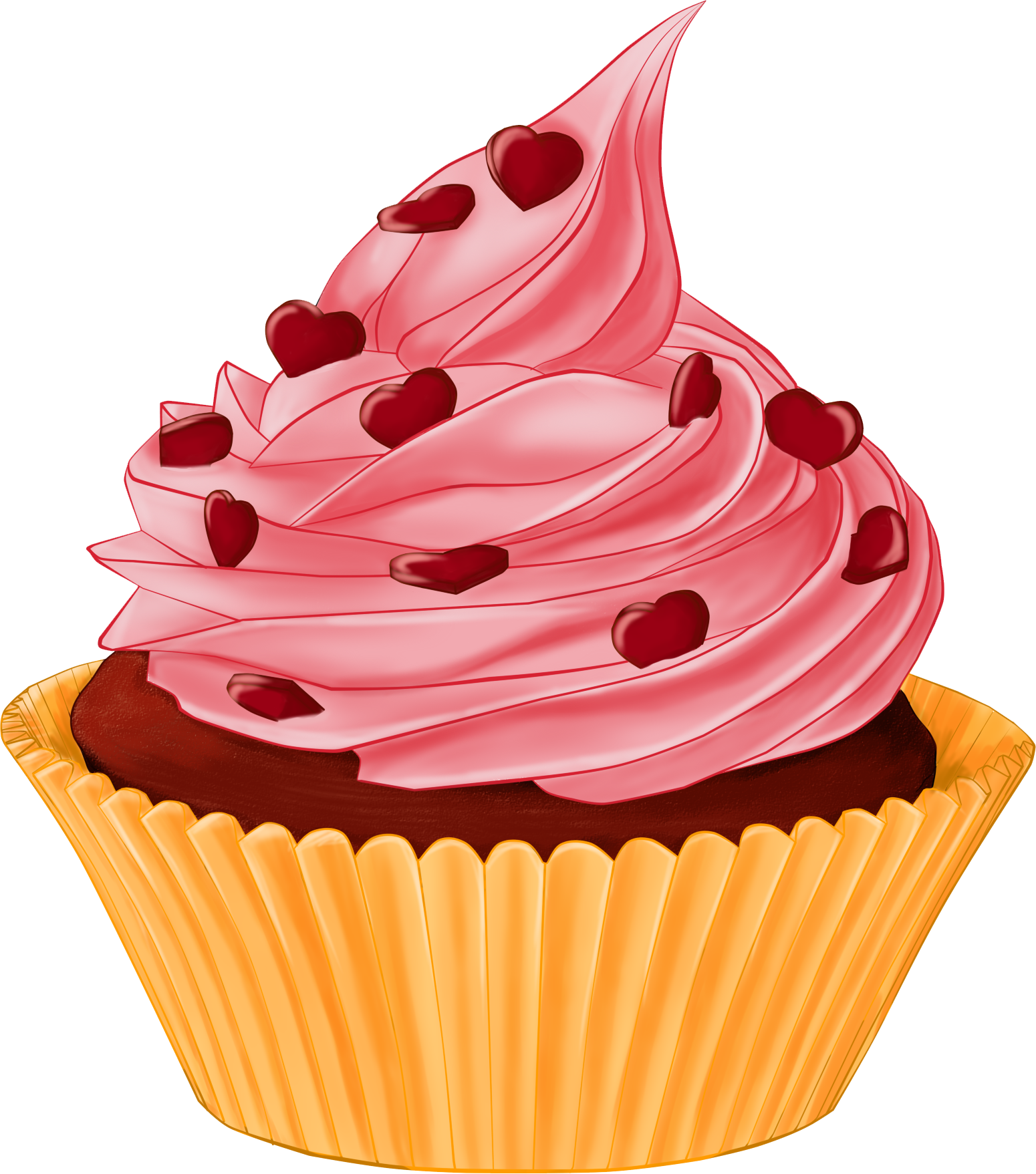 clip transparent stock Png cupcakes x sketchbook. Muffins clipart chalkboard.
