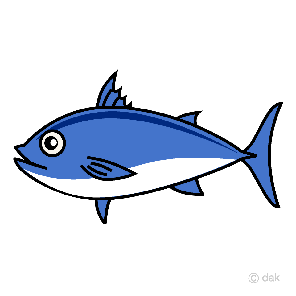 svg transparent library Free picture illustoon . Tuna clipart