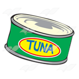 clip art transparent stock tuna clipart can #52295602