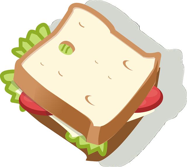 svg download Tuna Melt Sandwich