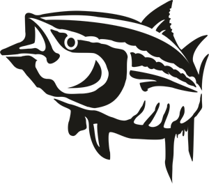 royalty free library Tuna Logo Vector