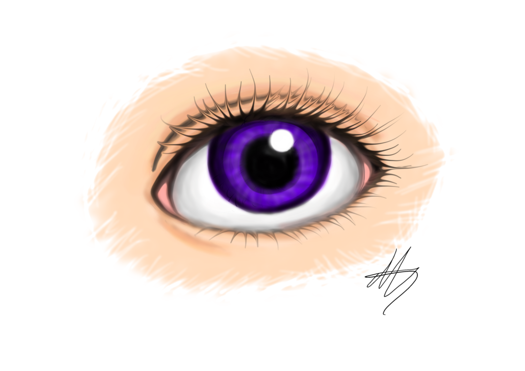 clipart freeuse stock Eye Drawing Practice by NekomataOfStarlight on DeviantArt