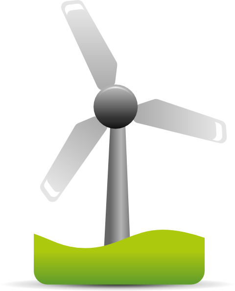 transparent library Turbine clipart. Wind clip art vector