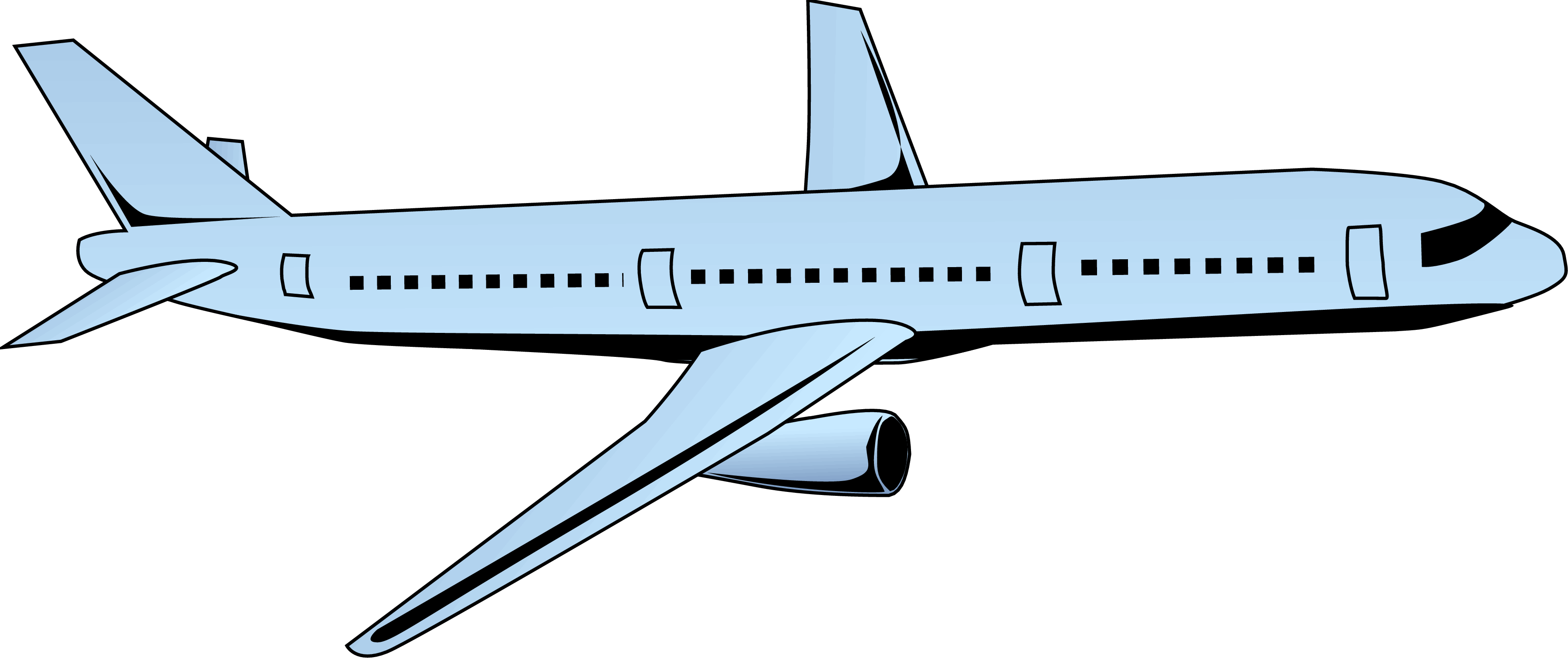 picture free Plane Clipart air transportation