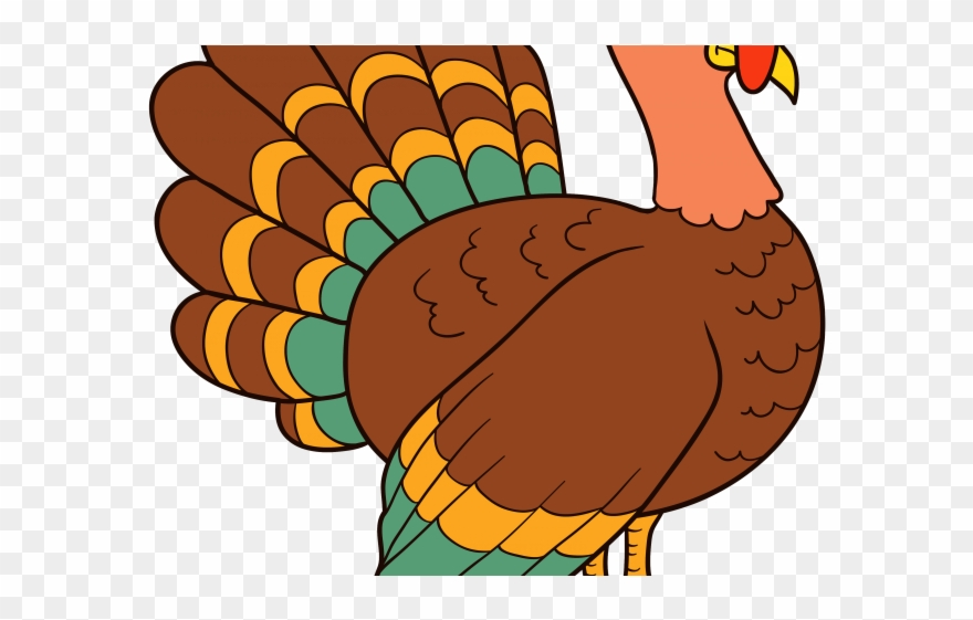 svg Bird clipart cornucopia . Transparent turkey
