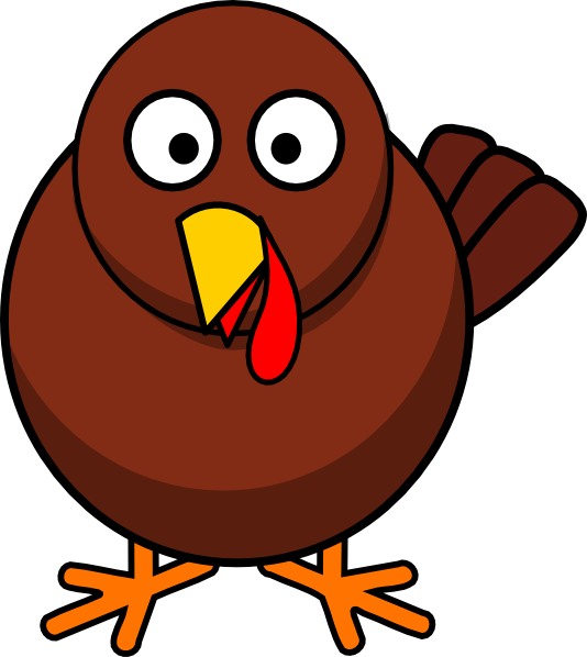 png transparent download Cute Turkey Clipart at GetDrawings