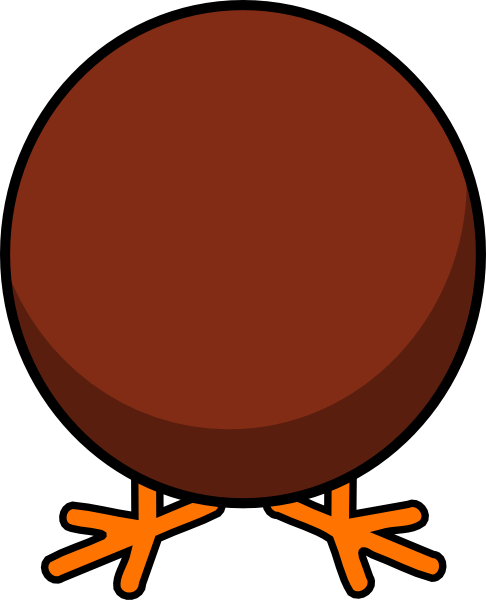 jpg transparent turkey body clipart #59543346