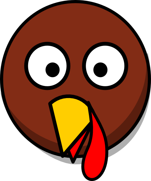 image freeuse download Turkey clip art at. Crow clipart head