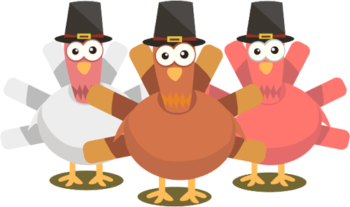 clipart transparent stock Turkeys clipart. Free thanksgiving images