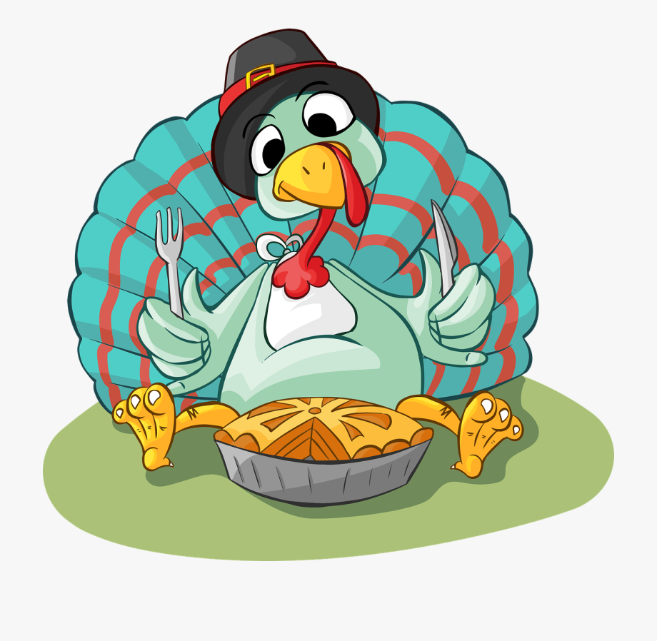 graphic black and white download Turkeys clipart eating. Turkey image cartoon freeuse
