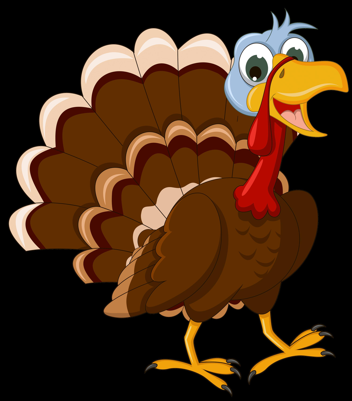 vector transparent download Thanksgiving roasted png stickpng. Transparent turkey