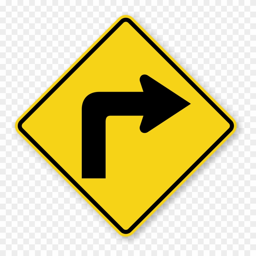 picture transparent stock Turn clipart. Right traffic signs