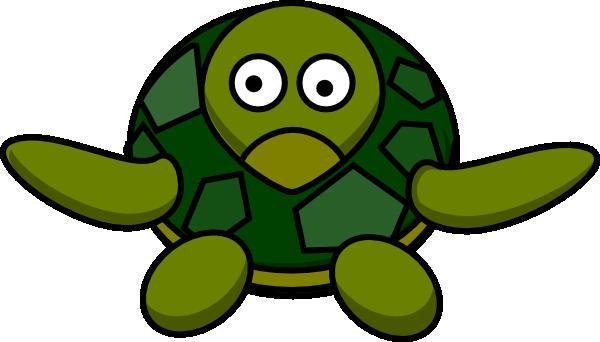 clip transparent download Cute clip art at. Turtle clipart