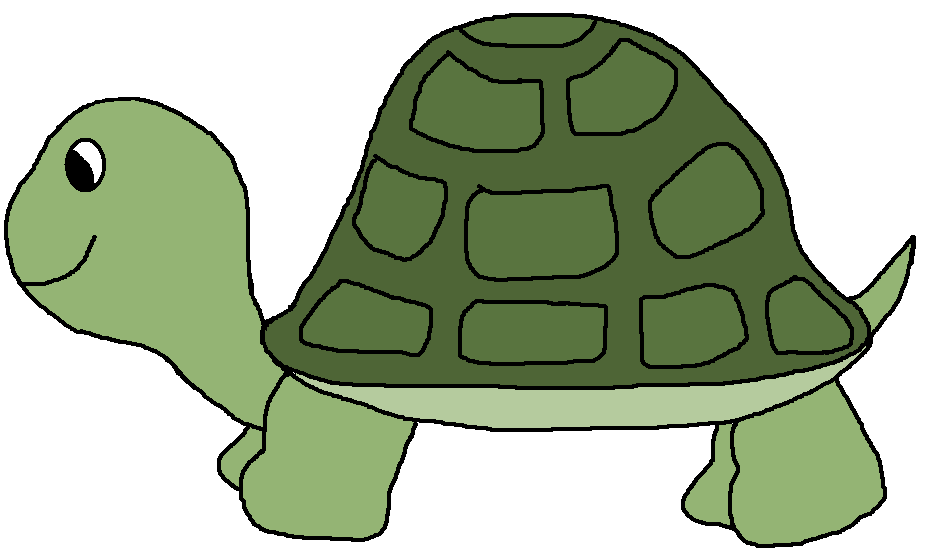 image stock Playing . Turtle clipart