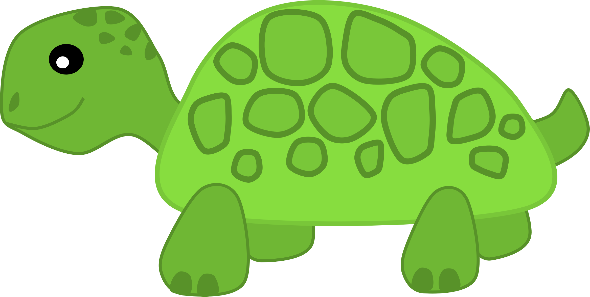 svg freeuse library Sea Turtle Clipart cartoon