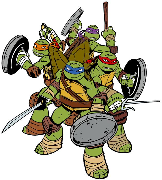 clip free library Teenage Mutant Ninja Turtles Clip Art