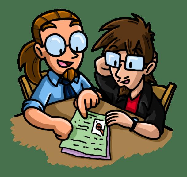 transparent library Tutoring